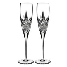 Waterford Wedding forever flute pair