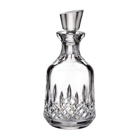 Waterford Lismore classic bottle shaped decanter