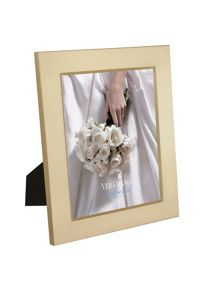 Vera wang photo frame, gold