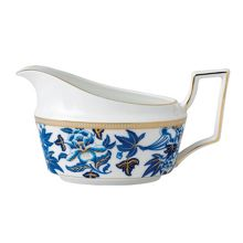 Wedgwood Hibiscus sauce boat