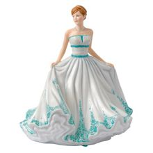 Royal Doulton Figurine elise 22cm/8.6in