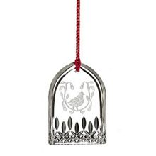 Lismore 12 Days of Christmas Partridge Ornament