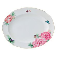 Royal Albert Miranda kerr platter 33cm/13in friendship