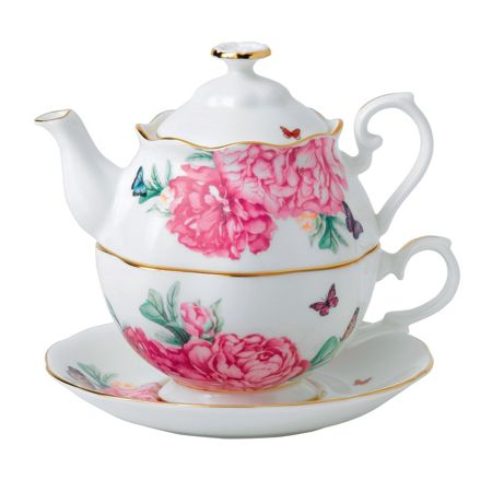 Royal Albert Miranda kerr tea for one friendship
