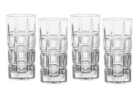 Waterford Crosby hiball set of 4