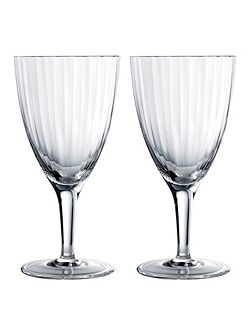 Jasper Conran Tisbury Water Glass (Set of 2)