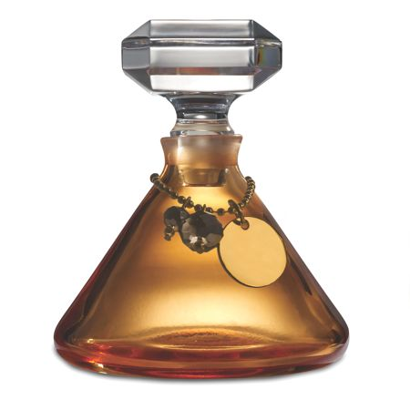 Waterford Rebel Amber Perfume Bottle