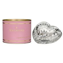 Waterford Giftology heartbox