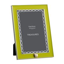 Wedgwood Treasures with love lime green apple frame 4x6