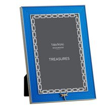 Treasures with love blue dragonfly frame 4x6