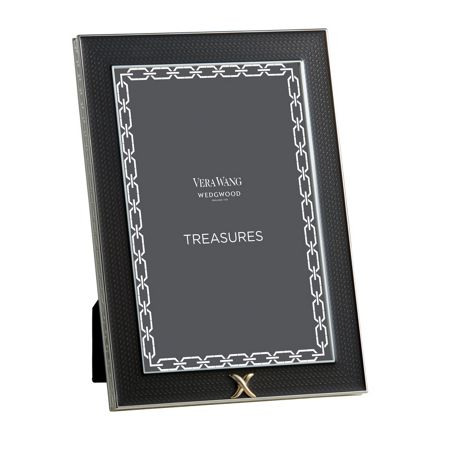 Wedgwood Treasures with love noir x treasure frame 4x6