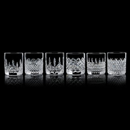 Waterford Heritage set of 6 tumblers