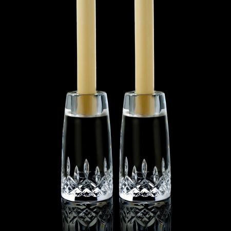 Waterford Lismore Encore 12.5cm Candlestick Pair