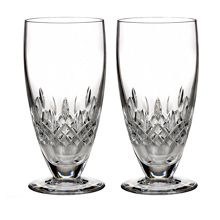 Waterford Lismore Encore Iced Beverage Pair