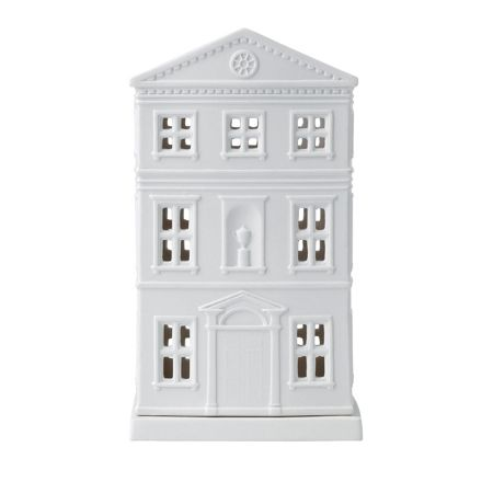 Wedgwood Christmas Tealight House