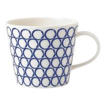 Pacific single mug - circle repeat