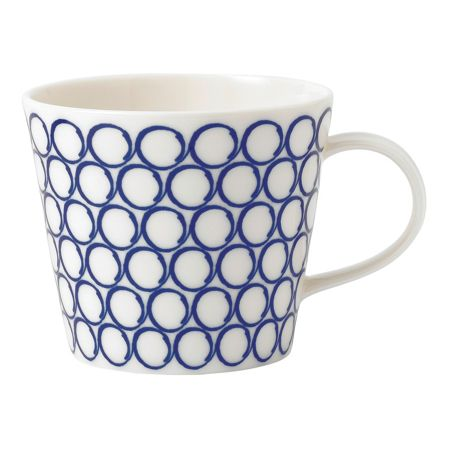 Royal Doulton Pacific single mug - circle repeat