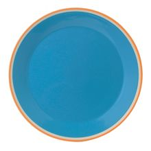 Colour blue serving bowl 27cm/10in