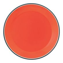 Colour red platter 33cm/12.9in