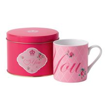 Royal Albert Marvellous mugs love you mug
