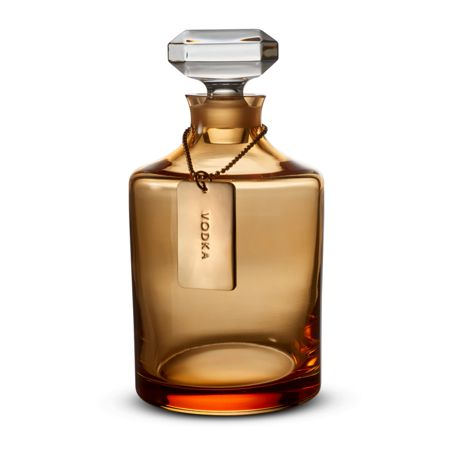 Waterford Rebel Amber Decanter