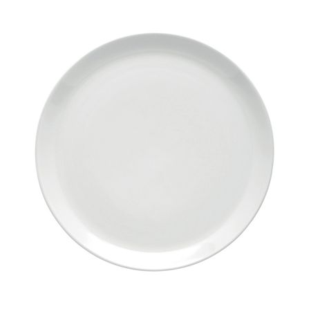 Royal Doulton Barber and osgerby olio white plate 27cm