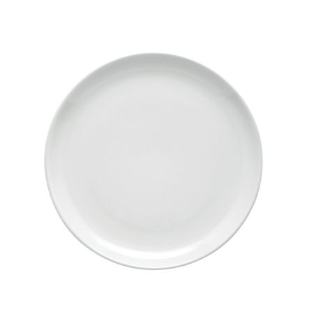 Royal Doulton Barber and osgerby olio white plate 22m