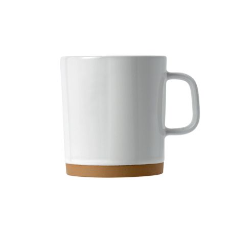 Royal Doulton Barber and Osgerby Olio White Mug