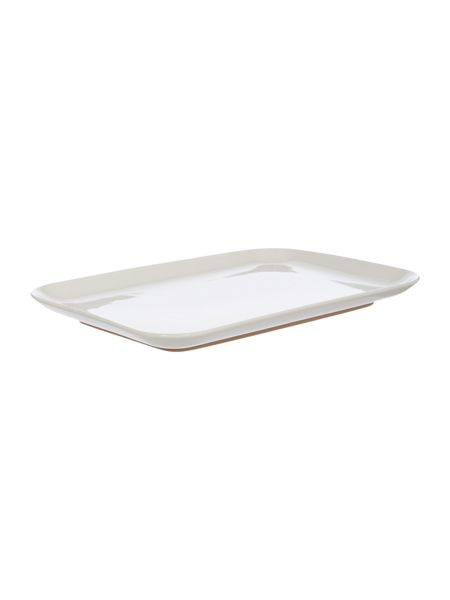 Royal Doulton Barber and Osgerby Olio Platter 33cm