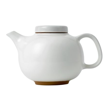 Royal Doulton Barber and Osgerby Olio White Teapot