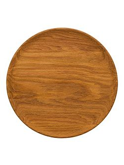 Barber and osgerby olio wooden serving platter