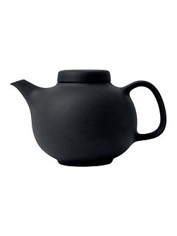Barber and osgerby olio black teapot
