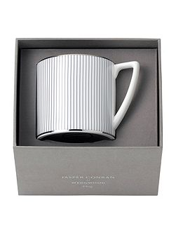 Jasper Conran Pin Stripe Mini Mug