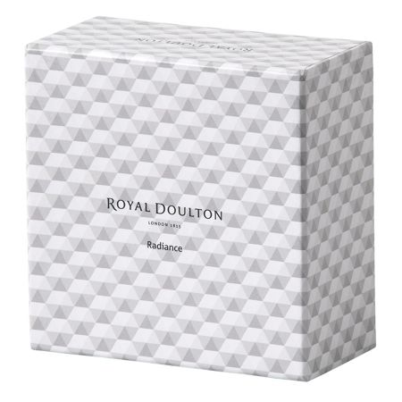 Royal Doulton Radiance Hex Bowl 9cm/3.5in