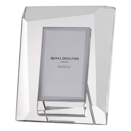 Royal Doulton Radiance Hex Picture Frame 7cm x 5cm