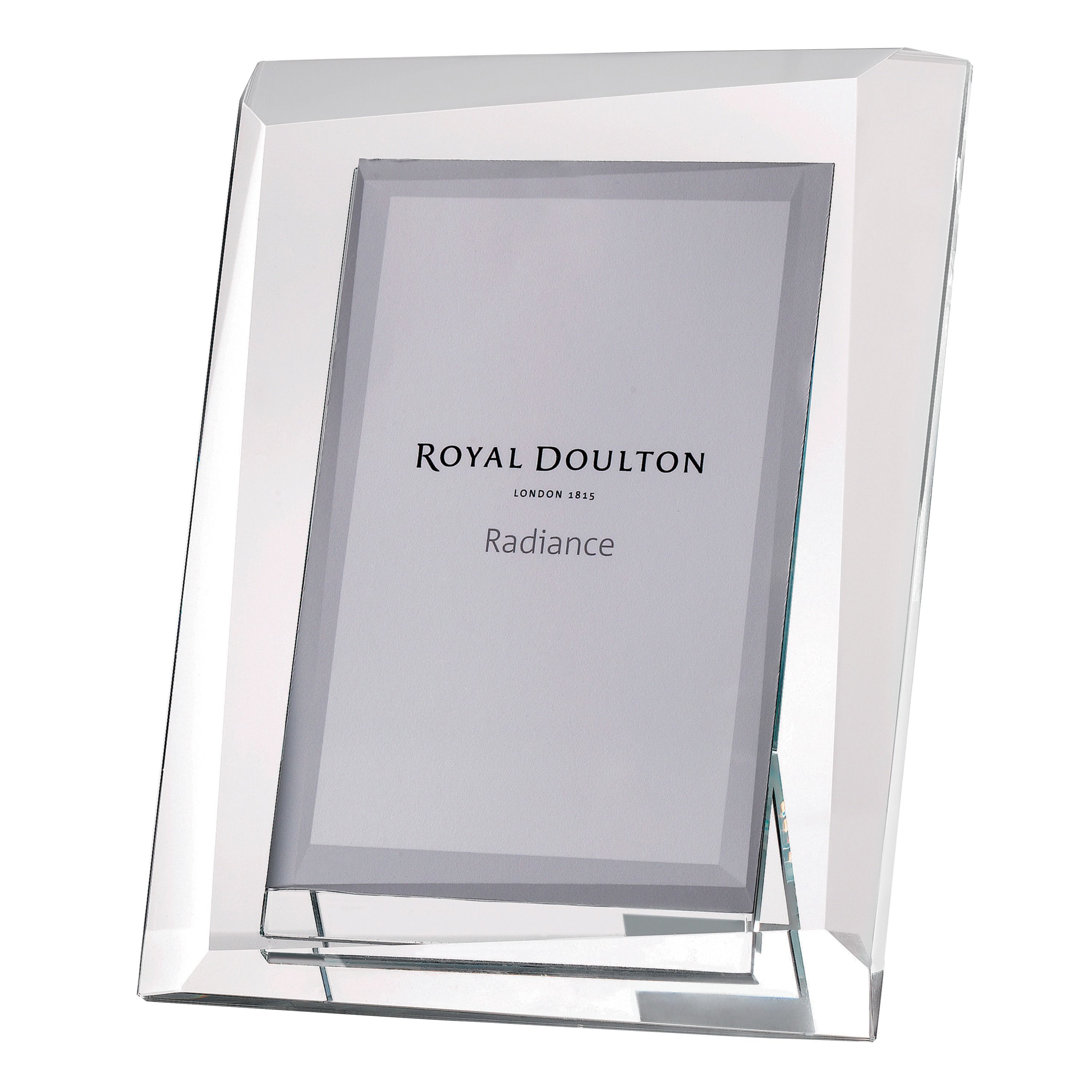 Royal Doulton Radiance Hex Picture Frame 4x6   £50.00   Bluewater