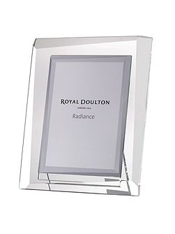 Royal Doulton Radiance Hex Picture Frame 17cm x