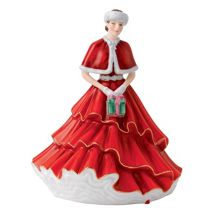 Royal Doulton Christmas 2016 Gift for Christmas Figure