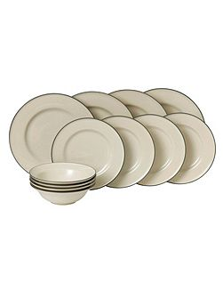Gordon Ramsay Cream 12 Piece Set