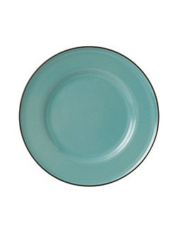 Gordon Ramsay Teal Blue Plate 22cm