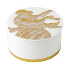 Wedgwood Gilded Muse Small Lidded Box 9cm