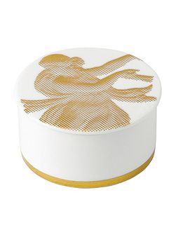 Gilded Muse Small Lidded Box 9cm