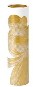 Wedgwood Gilded muse small vase 23cm