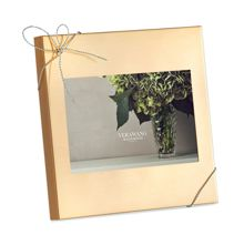 Wedgwood Vera Wang Love Knots Gold Photo Frame 4x6in