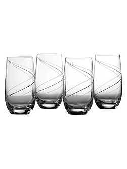 Royal Doulton Helix Highball 350ml Set/4