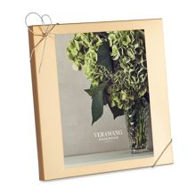 Wedgwood Vera Wang Love Knots Gold Photo Frame 8x10in
