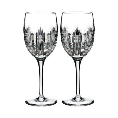 Waterford Essentially dungarvan wine - set of 2