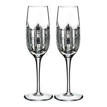Waterford Essentially dungarvan flute - set of 2