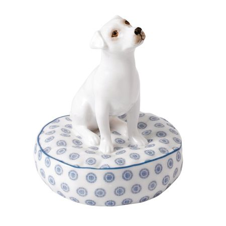 Royal Doulton Top dogs: bones, jack russell