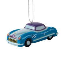 Royal Doulton Nostalgic Christmas Decorations Car